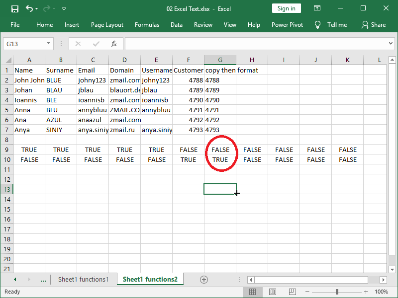 excel text format cells as text still number
